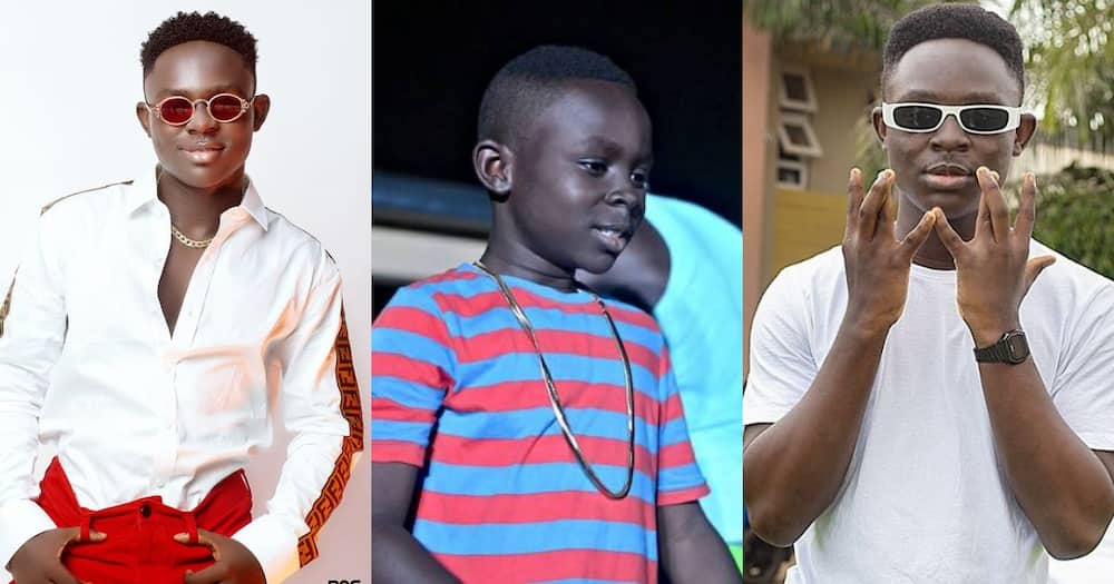 Tutulapato: 7 Videos of Former Talented Kids Winner Rapping Stun fans