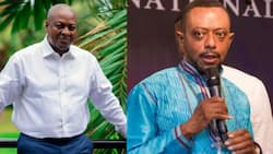 Mahama's aide denies reports that he consoled Owusu Bempah's wife in Kumasi after his arrest