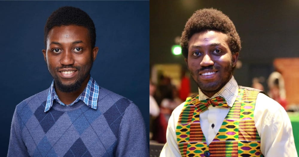 George Jojo Boateng: 28-year-old Ghanaian Innovator Named in MIT Technology Review Innovators Under 35 list