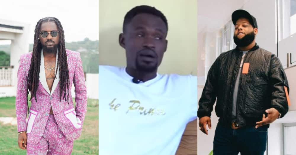 I own 3 cars and land - Phone repairer for Stonebwoy, Samini shares story in video