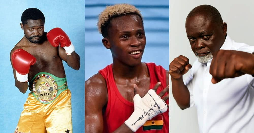 Azuma Nelson on the future of Olympic medalist Samuel Takyi: He must run to me now for good advice
