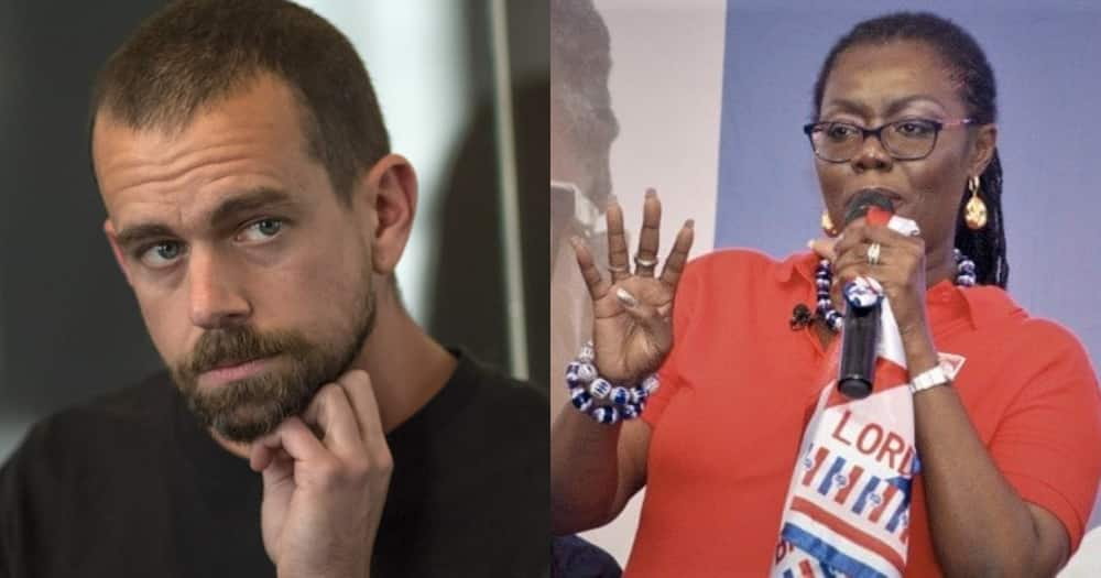 Twitter CEO Jack Dorsey says he has no Plans yet to Relocate to Ghana Contrary Ursula Owusu's Claims