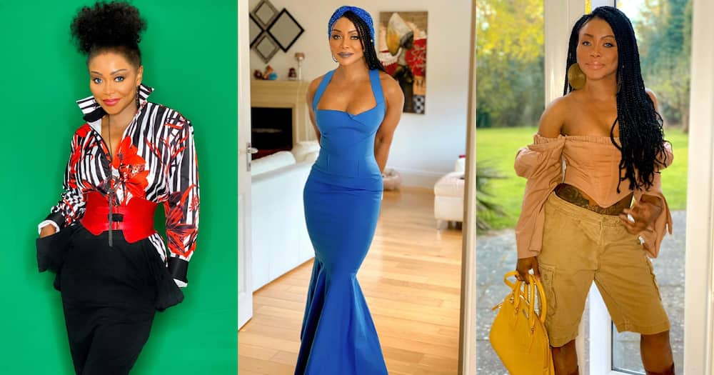 Stephanie Benson reacts to criticism after flaunting her daughters and their lovers