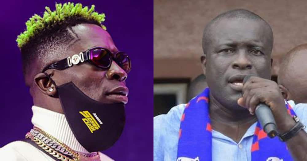 Ghana's music genre is highlife; ignorant Shatta Wale blasted by former MP