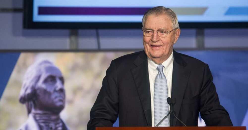 Barack Obama mourned Mondale as a progressive leader. Photo: Getty Images.