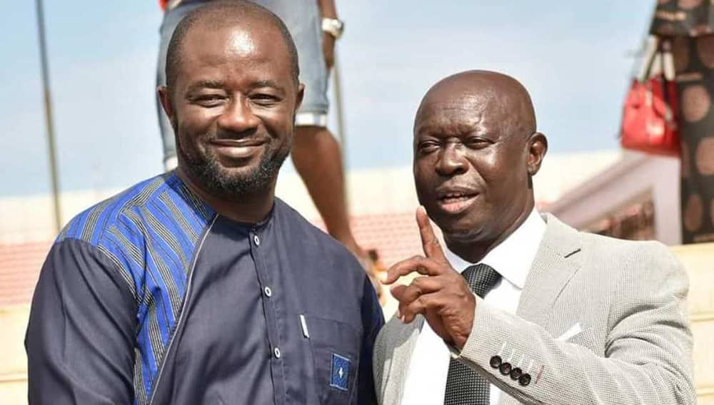 GFA President has exceeded expectations- Ace broadcaster Kwabena Yeboah