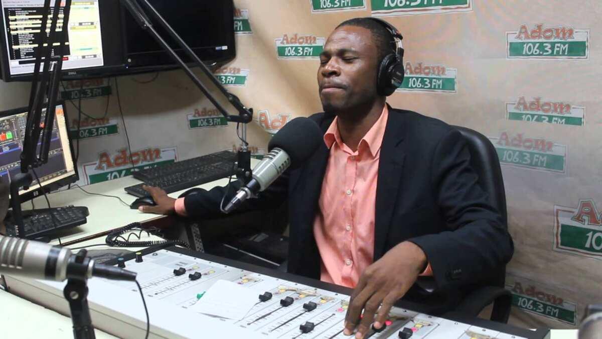 Why I'm resigning from Adom FM - Kofi Adomah Nwanwani explains