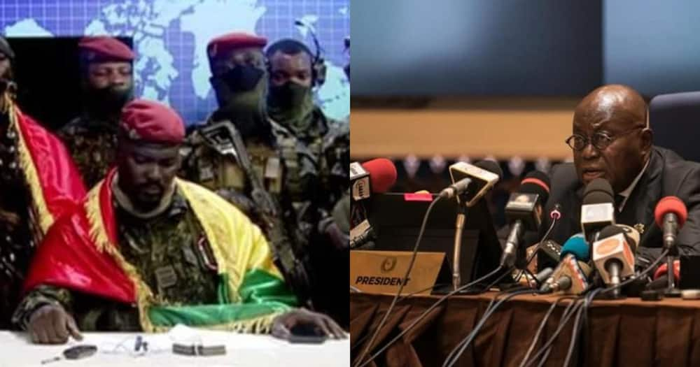We will not yield to ECOWAS pressure - Guinea coup plotters brag