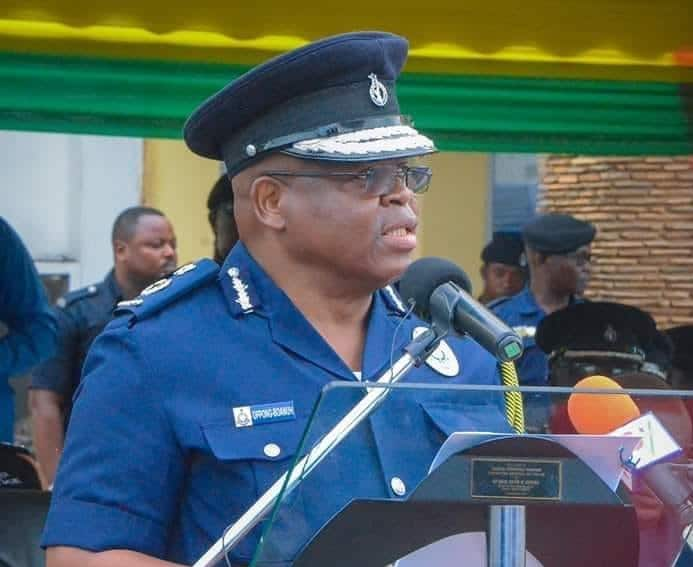 IGP warns police officers who plant narcotics on civilians to stop