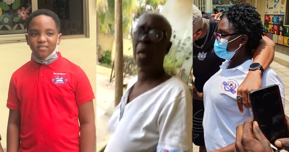 Hallelujah - Mrs Appiah's mom reacts to news of daughter's fame in emotional video
