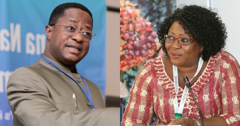 Hohoe: Defeated NDC MP Professor Margaret Kweku petitions court to annul Amewu's victory