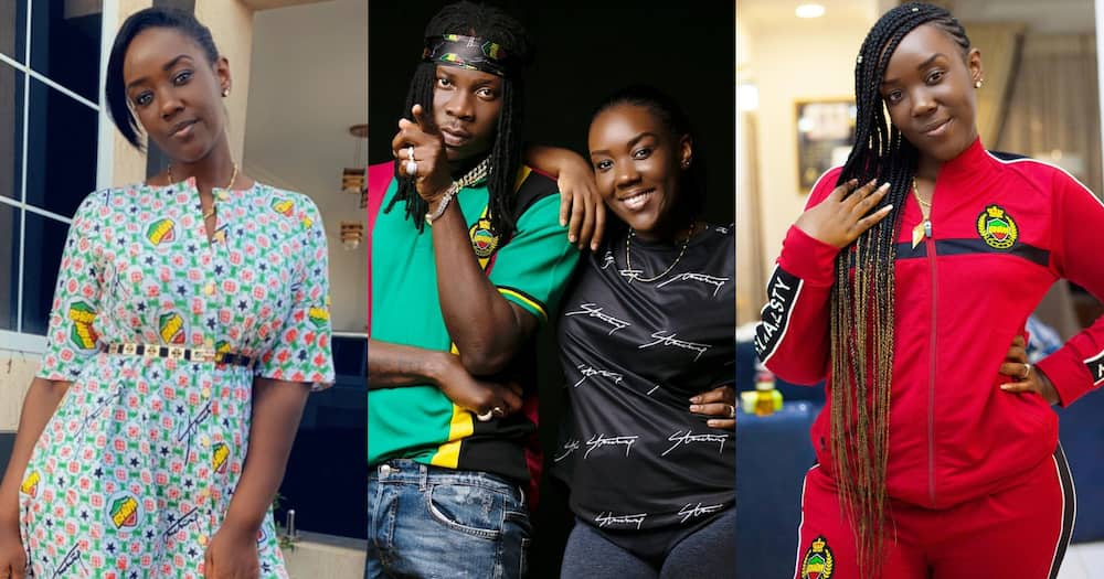 Stonebwoy: Musician and wife Louisa show how they Started and how it is Going with Lovely Videos
