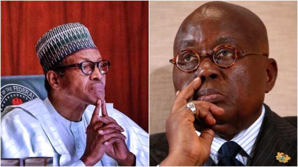 Nigeria's Buhari meets Nana Addo over retail feud between Ghana and Nigerian traders
