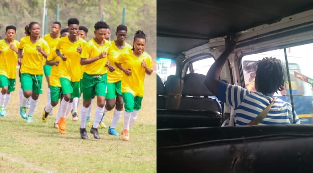 Our players have turned into 'trotro mates' - Management of Kumasi Academy Ladies