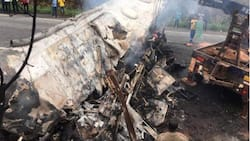 Spintex road accident: 3 burnt to death; 2 others in critical condition