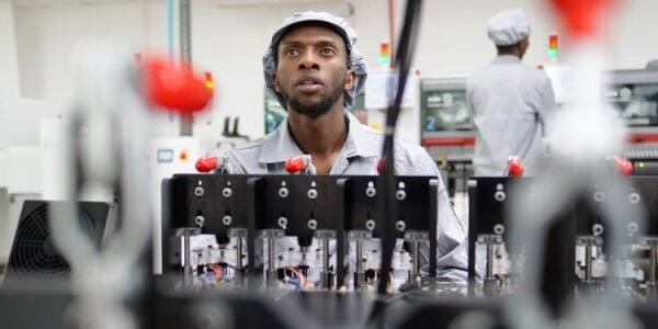 Rwanda sets record as first country to produce made-in-Africa phones
