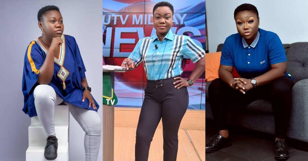 Akosua Sarpong: Peace FM and UTV presenter celebrates birthday with beautiful photos