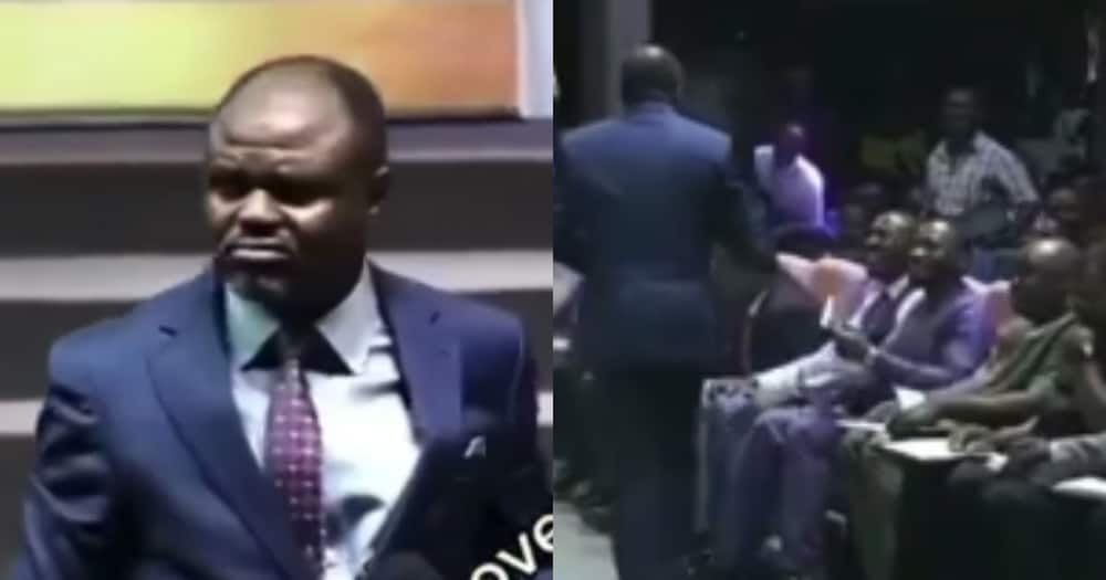 Sin can never take a man to hell - Preacher boldly proclaims, video causes stir
