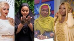 Vivian Jill, Serwaa Amihere, Moesha, Poloo, Berla Mundi, 9 other stars drop beautiful Eid-al-Adha photos