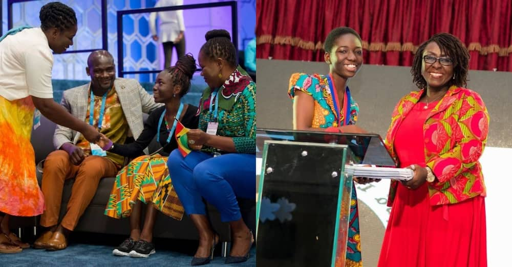 Afua Ansah: Ghana's Spelling Bee champ who became top 20 in world admitted into top US varsity