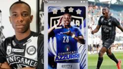 Nephew of former Black Stars striker Kelvin Yeboah chooses Italy over Ghana