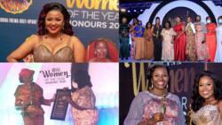 McBrown, Berla Mundi, Frema Opare, others win at 2020 Ghana Women of The Year Honours (See Full List)
