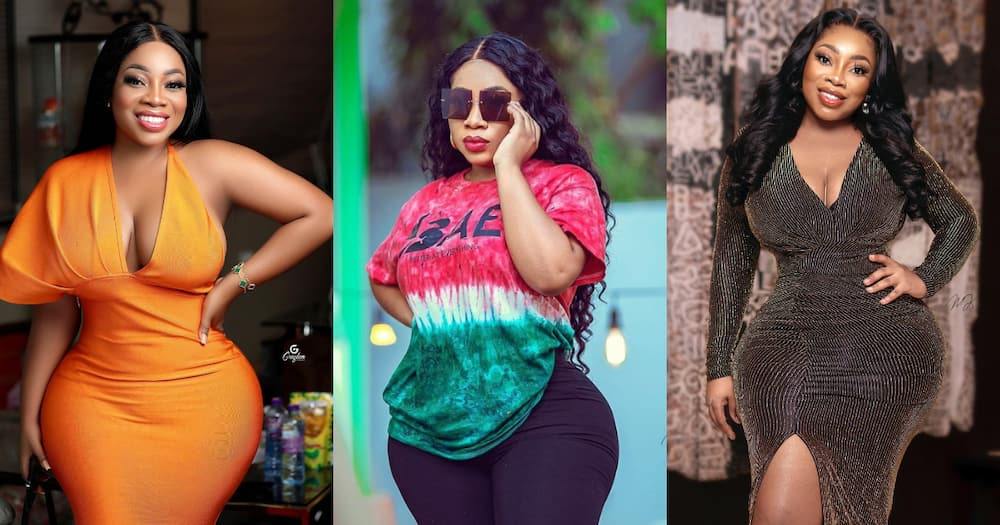 Moesha dazzles social media as she steps out looking like a true African queen