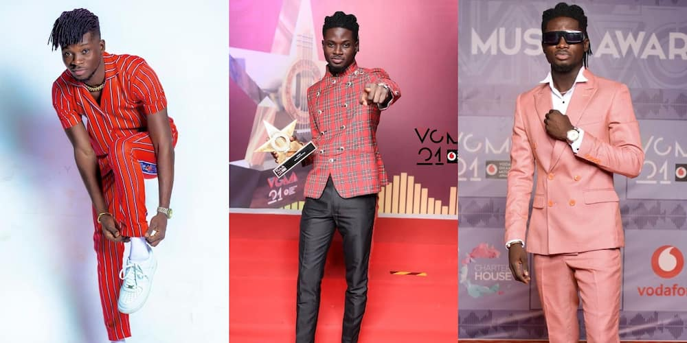 Kuami Eugene: Musician says only Jobless People will insult him