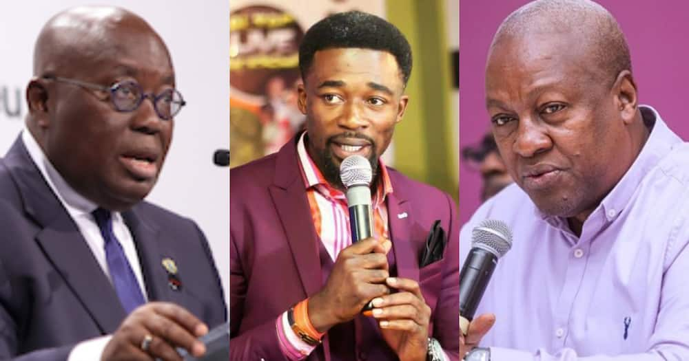 Eagle Prophet claims Ghanaians might not go to the polls in December as planned