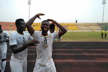 Kwabena Owusu scores superb hat-trick as Ghana thrash Togo 5-1 in the first leg of the U-23 AFCON qualifier