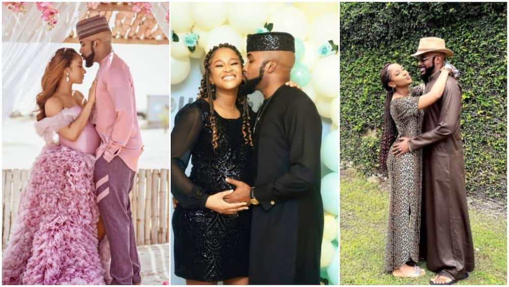 Adesua and Banky W Narrate how they once Lost their Twins, Speak about their Childbirth Struggle in Video