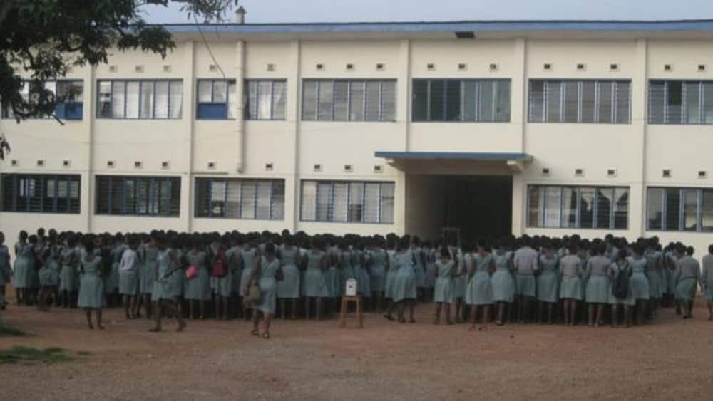 Accra Girls SHS: 6 students test positive for COVID-19