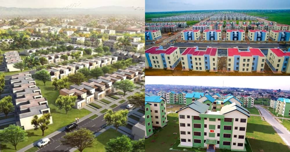 8 massive affordable housing projects in Ghana with prices, budgets, capacity & more