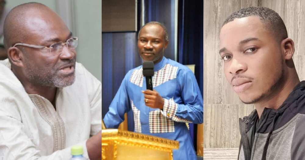 Badu Kobi responds to Twene Jonas and Ken Agyapong following failed prophecies