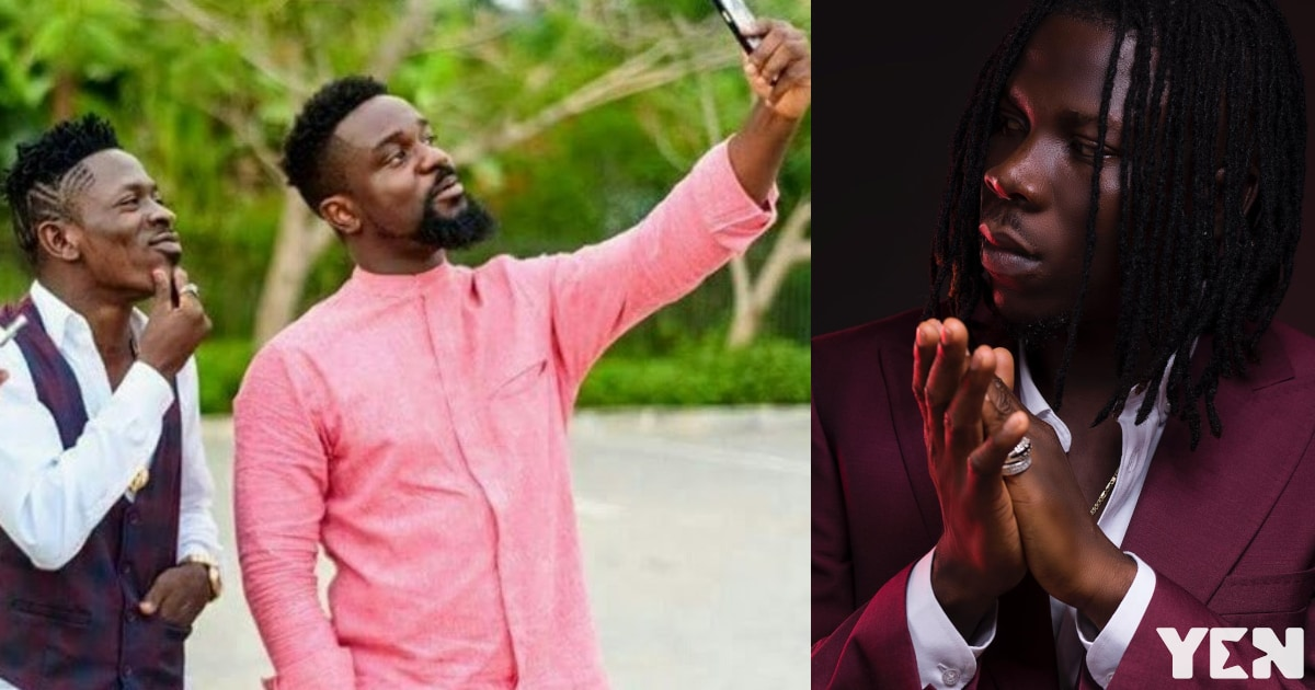 Sarkodie writes supportive letter to Shatta Wale after 2019 VGMA brouhaha