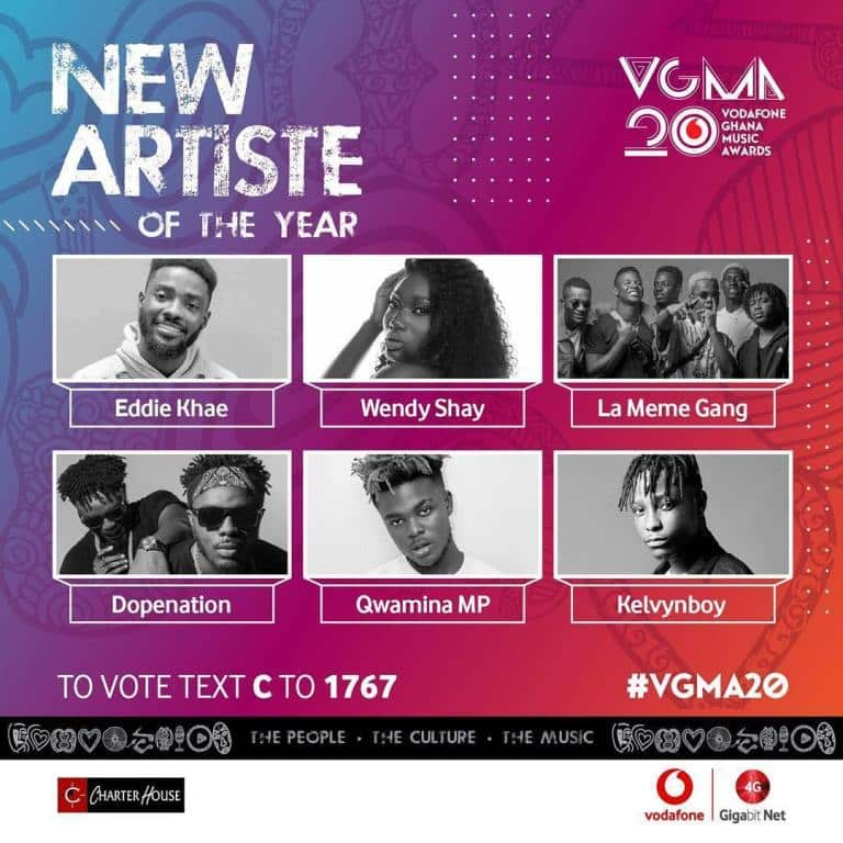 Full list of 2019 VGMA nominees