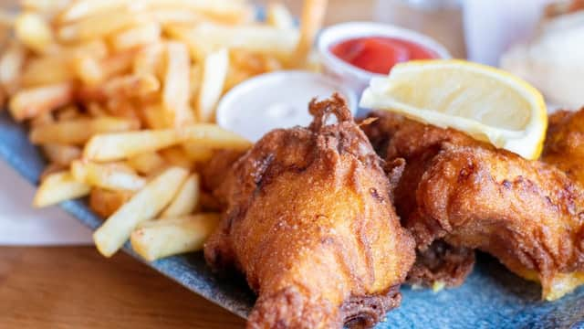 different kinds of chicken dishes