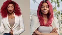 As Black woman in Hollywood, I was pressured to be strong - Taraji Henson in emotional video