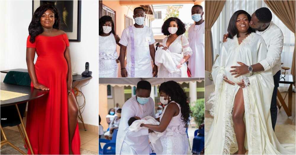 Alice Aryeetey: GHOne TV Journalist Welcomes Baby 1 Year After Her Wedding