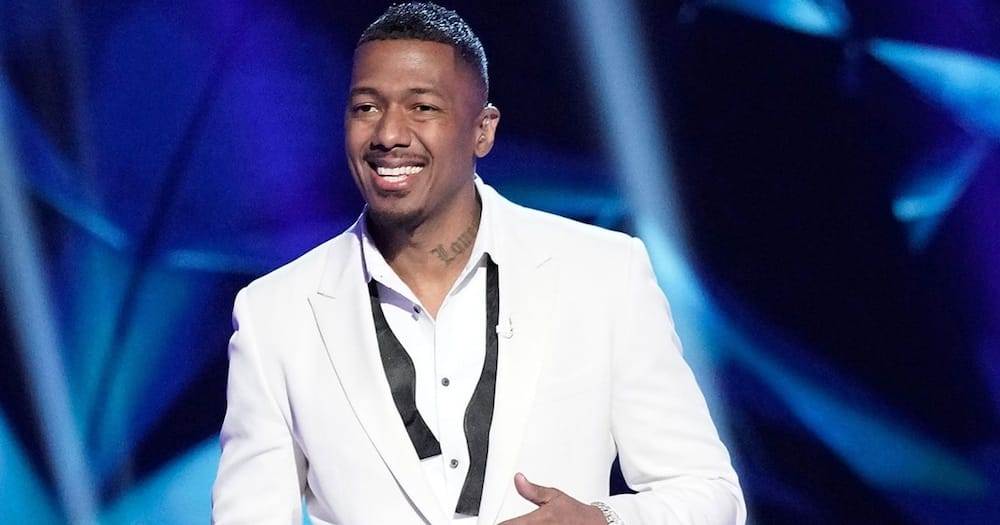 Nick Cannon noted that the person who proposed to Ashanti was his alter ego.