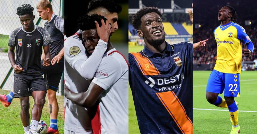 Kudus, Salisu and two Ghanaian players on target for their clubs in midweek action