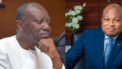 I did not release money to fund the president's travels; ask Security Minister – Ofori-Atta