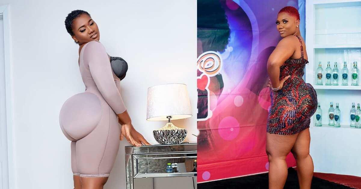 Abena Korkor Drops More Names Of Men She Slept With; Shames Lebene's  Husband Nkonkonsa ▷ Ghana news | YEN.COM.GH