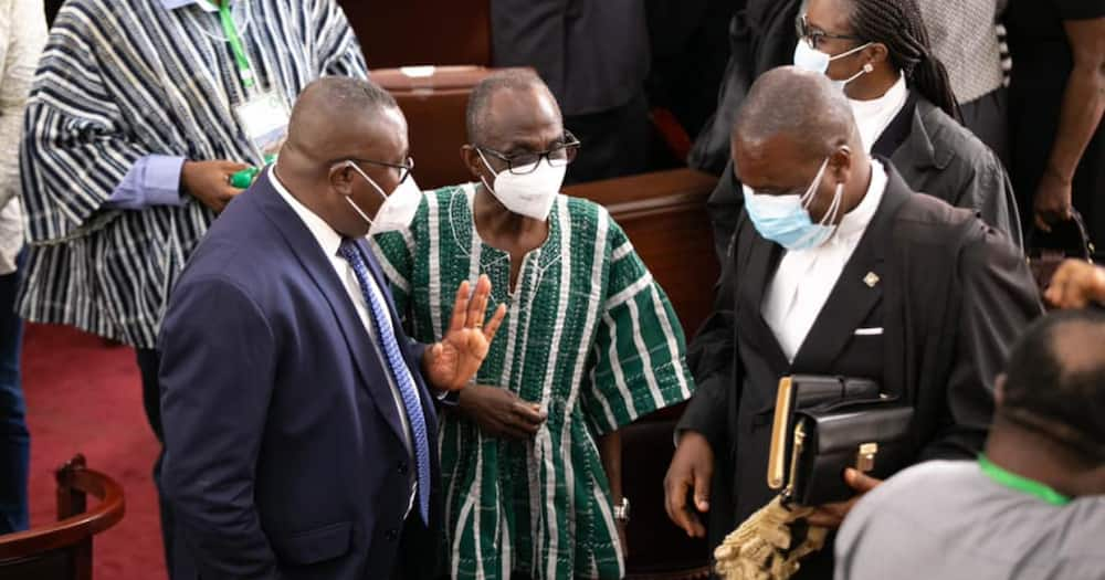 You can't be Bawumia as Mahama's star witness with palm wine talk - Adom Otchere jabs Asiedu Nketia