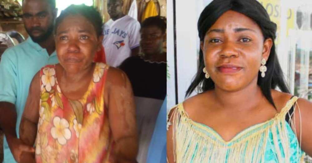 Missing Takoradi Pregnant Lady Found in Axim in the Western Region
