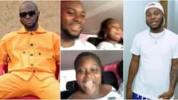 King Promise flaunts his mother as she jams to his latest song while riding in car (video)