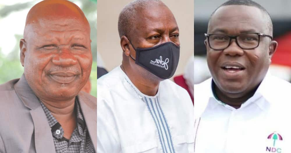 Ofosu-Ampofo behaves like a toddler - Allotey Jacobs fires back
