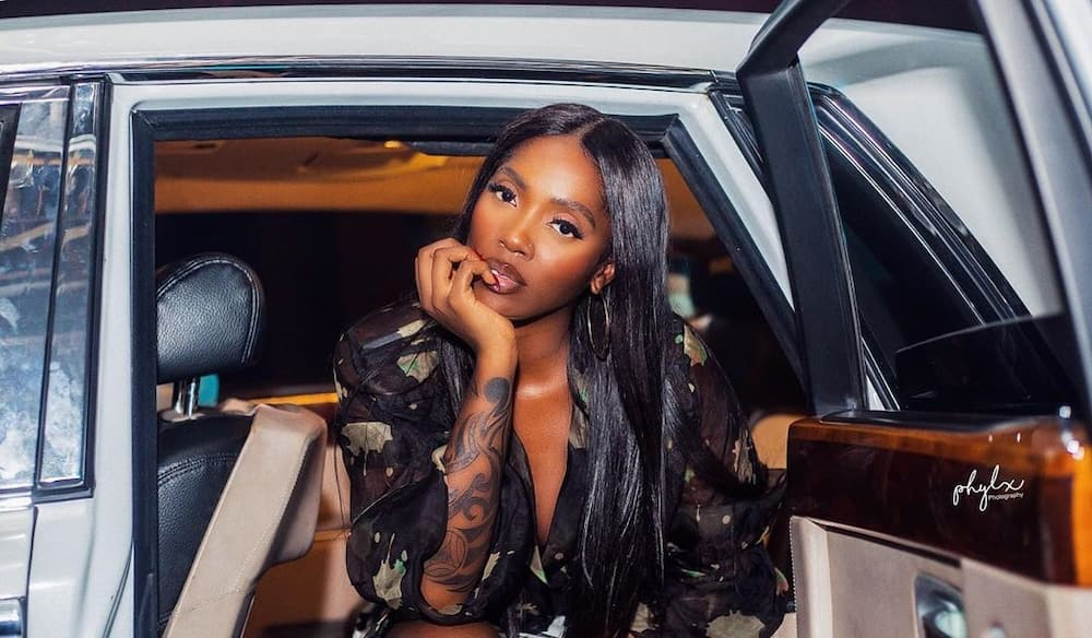 Why I can't be any man's second choice - Tiwa Savage
