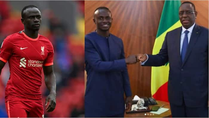 Top African star playing in Premier League announces plan to build 2nd hospital in one year for his people