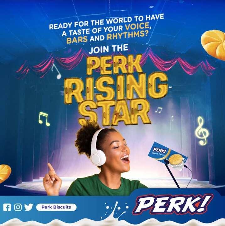 Perk Biscuits Rocks Social Media with 'Perk Rising Star Challenge'